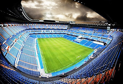 Real Madrid tapeta stadium 284