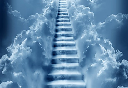 Fototapeta Heavenly Stairs ft-31649360