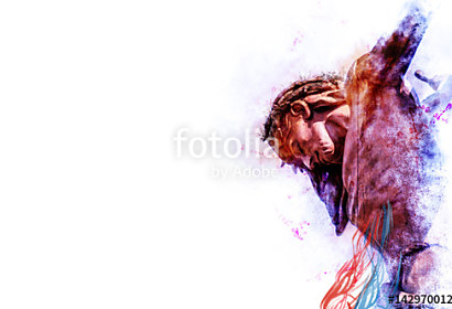 Fototapeta Jesus Christ ft-142970012